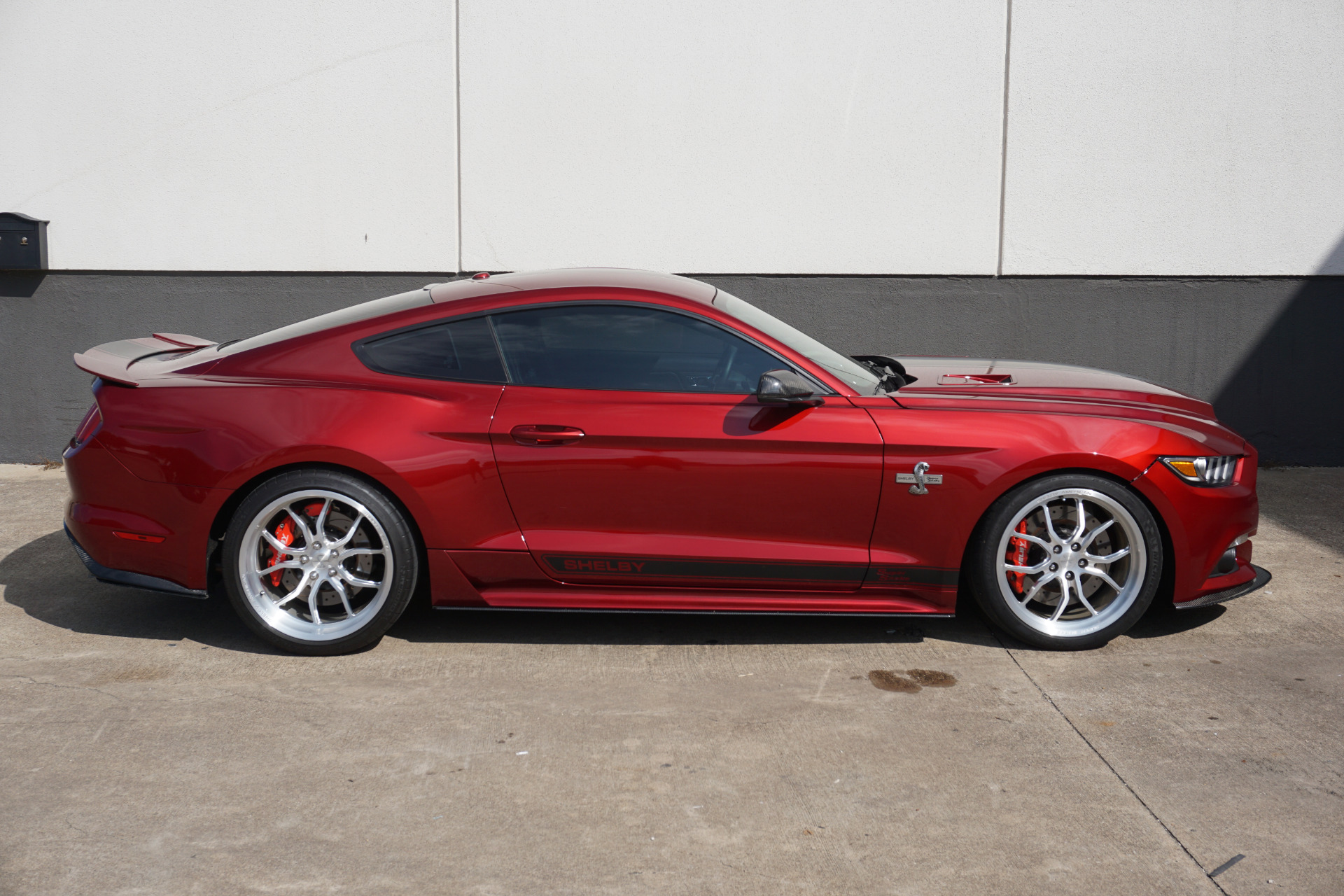 Used 2015 ford mustang supersnake concept car for sale 134900
