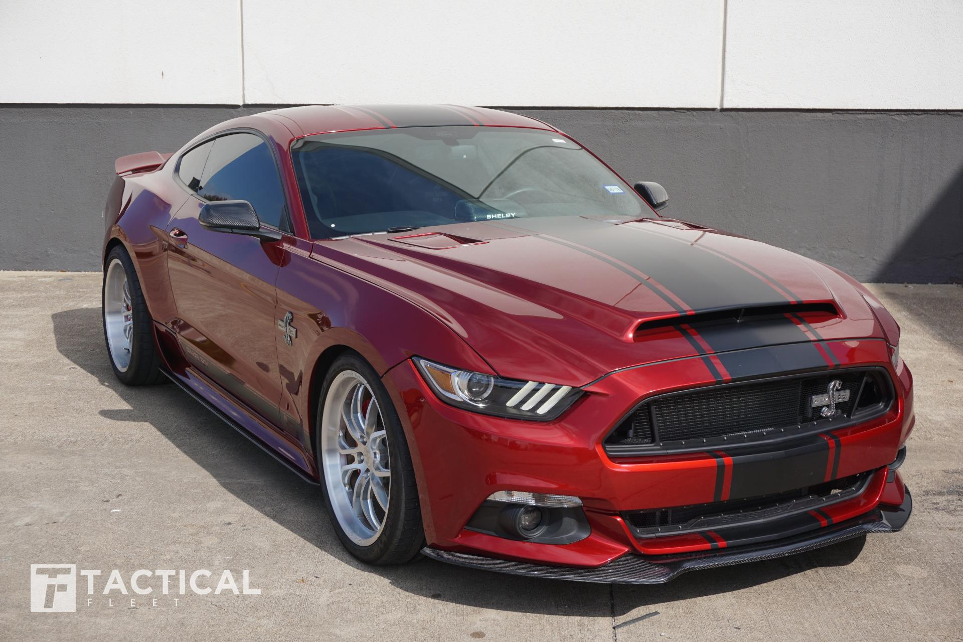 Used 2015 Ford Mustang Supersnake Concept Car For Sale 134 900