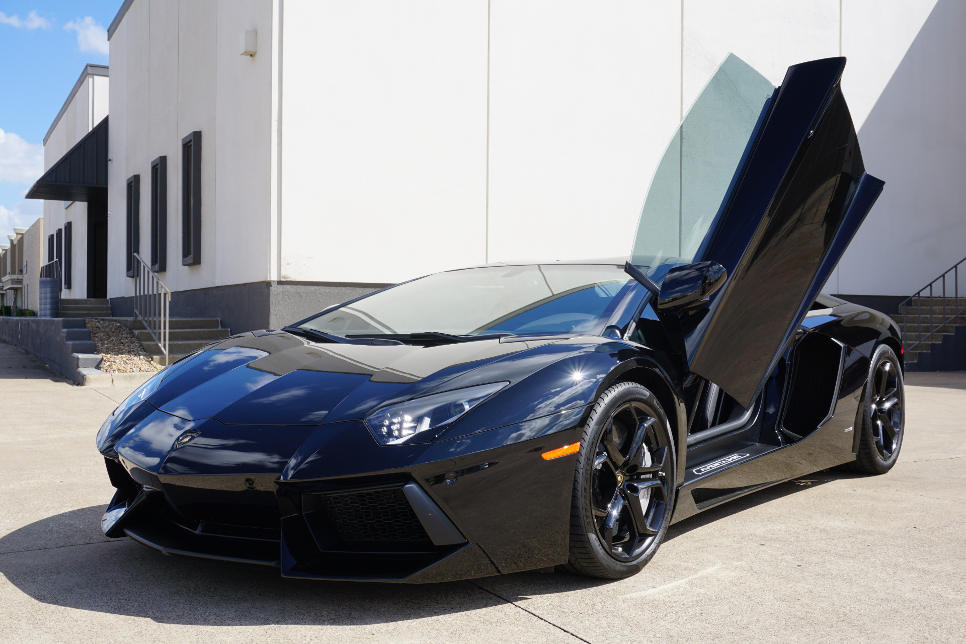 Used 2016 Lamborghini Aventador Lp 700 4 For Sale 374 900