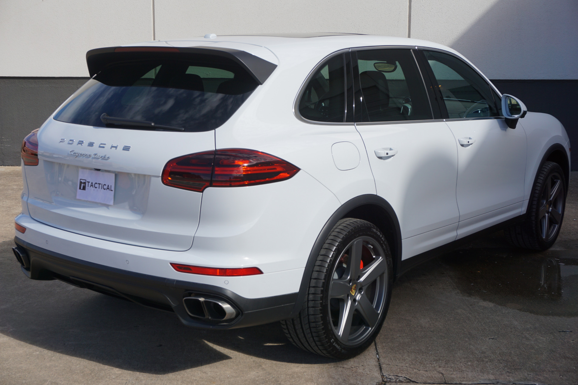 Used 2017 Porsche Cayenne Turbo
