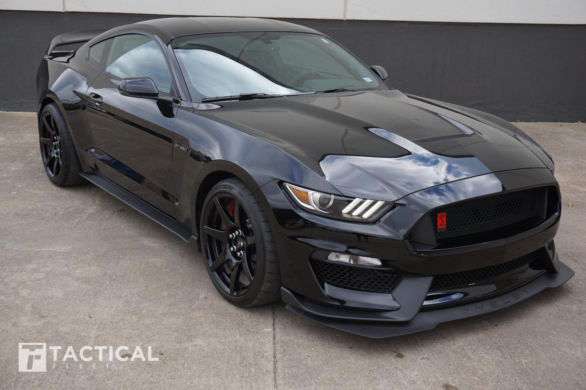 Used 2018 Ford Mustang Shelby Gt350r For Sale 67 900