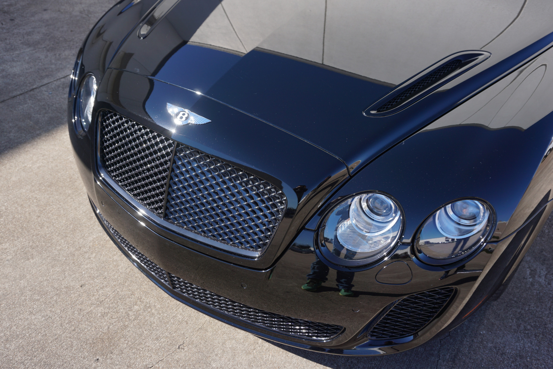 Used 2011 Bentley Continental Supersports For Sale $109 900