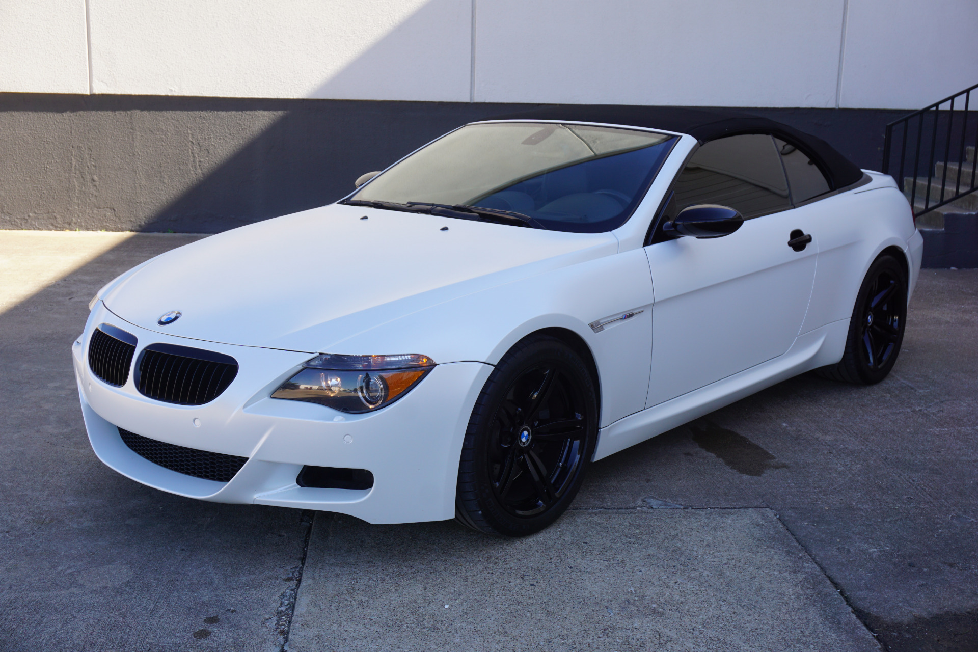 M6 0 60 >> Used 2007 Bmw M6 For Sale 39 900 Tactical Fleet Stock