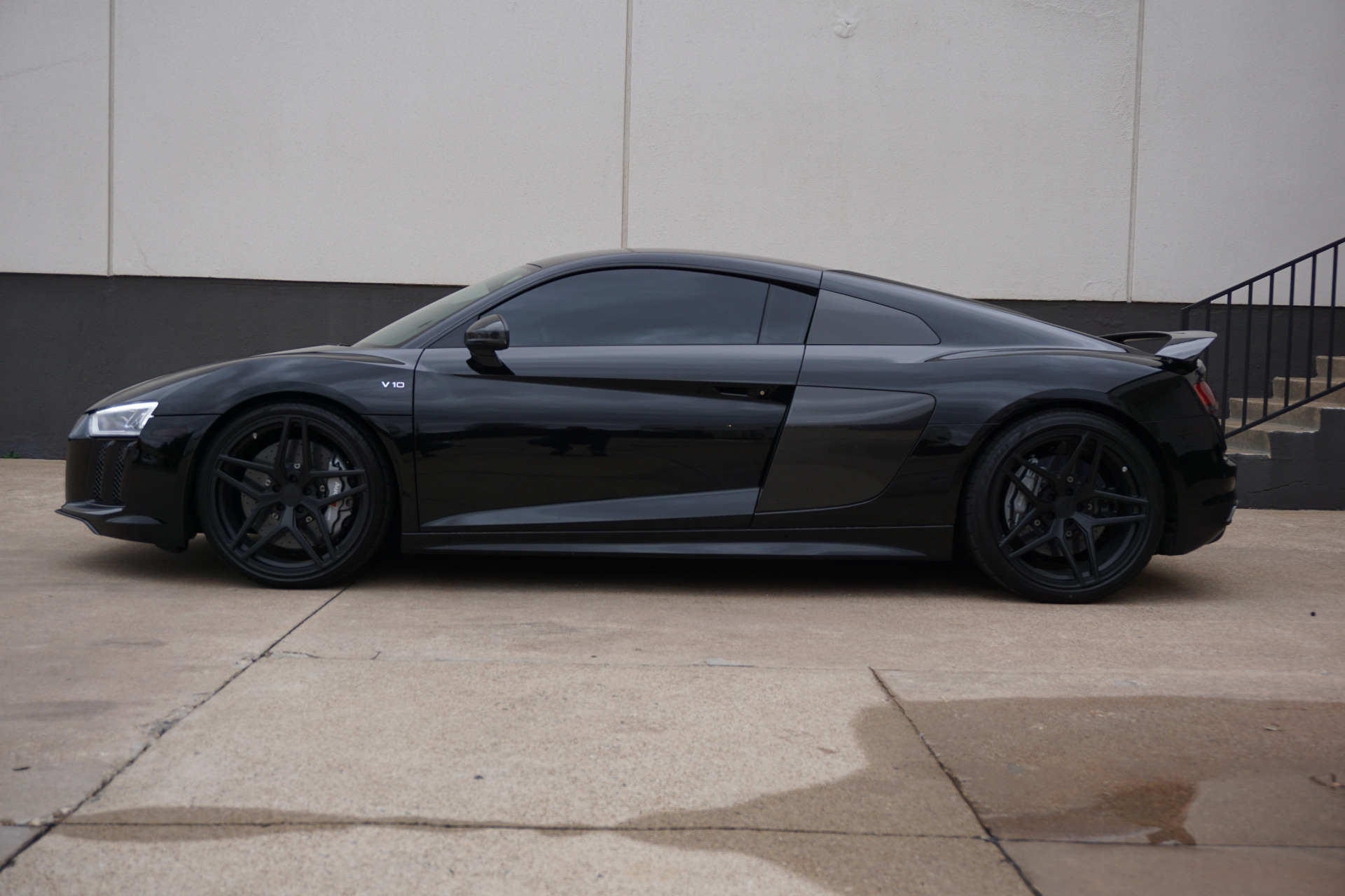 Used 2017 Audi R8 52 Quattro V10 Plus For Sale 162900