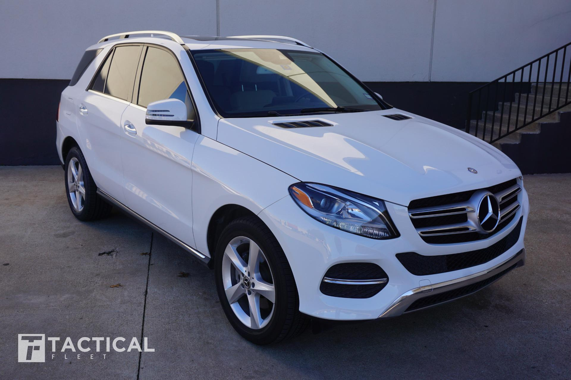 Used 2017 Mercedes-Benz GLE GLE 350 For Sale ($34,900 ...