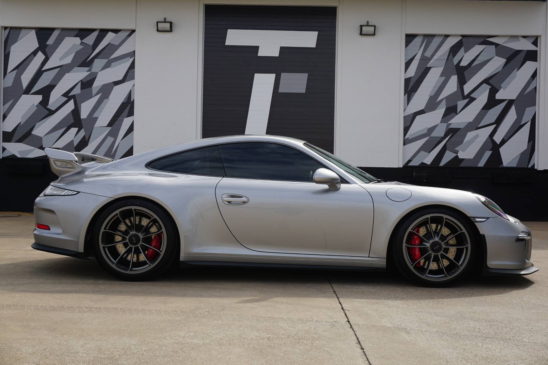 Used 2014 Porsche 911 Gt3 For Sale 122 900 Tactical