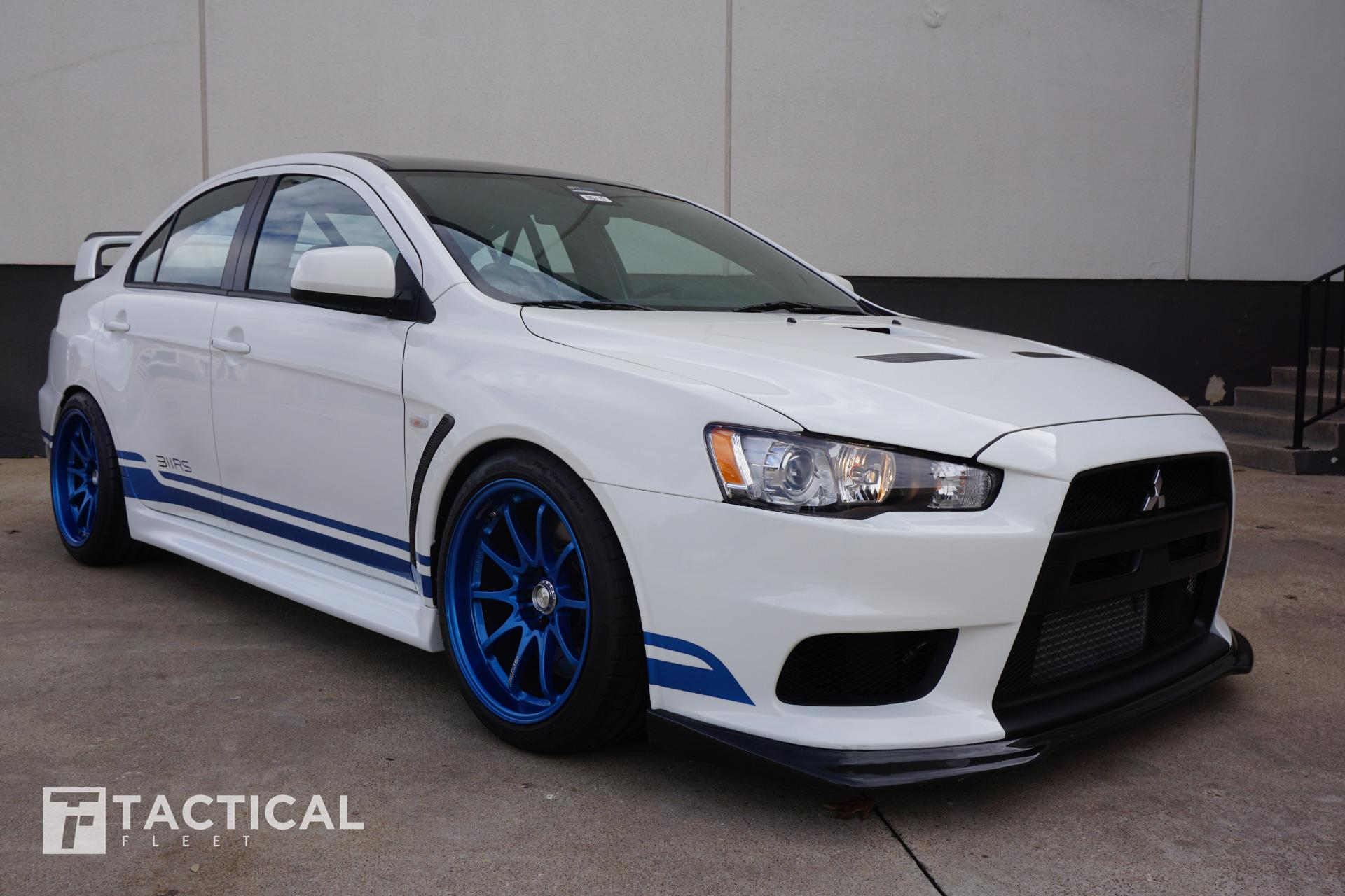 Used 2017 Mitsubishi Lancer Evolution Gsr