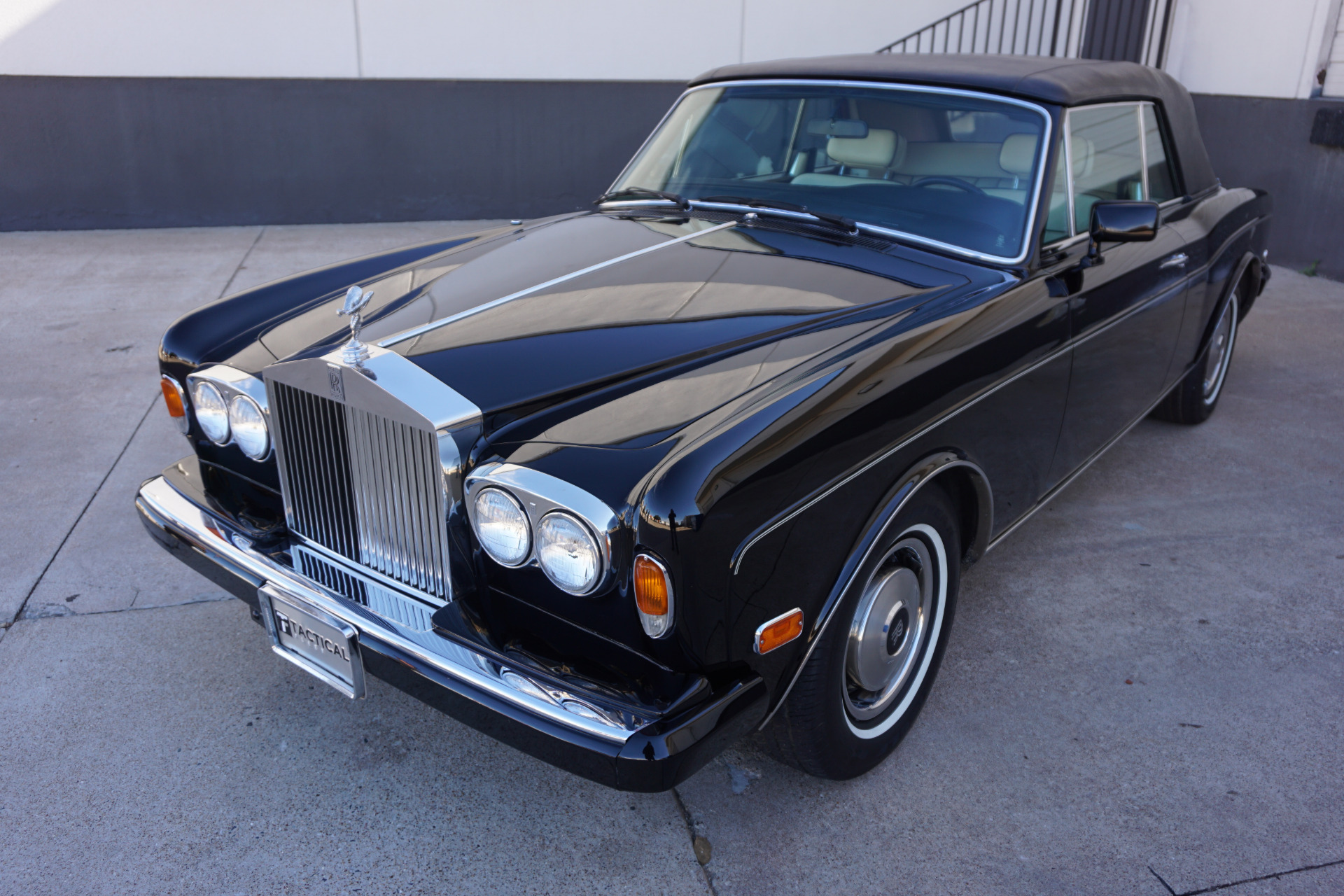 Used 1985 Rolls Royce Corniche For Sale 45 900 Tactical Fleet Stock Tf1087
