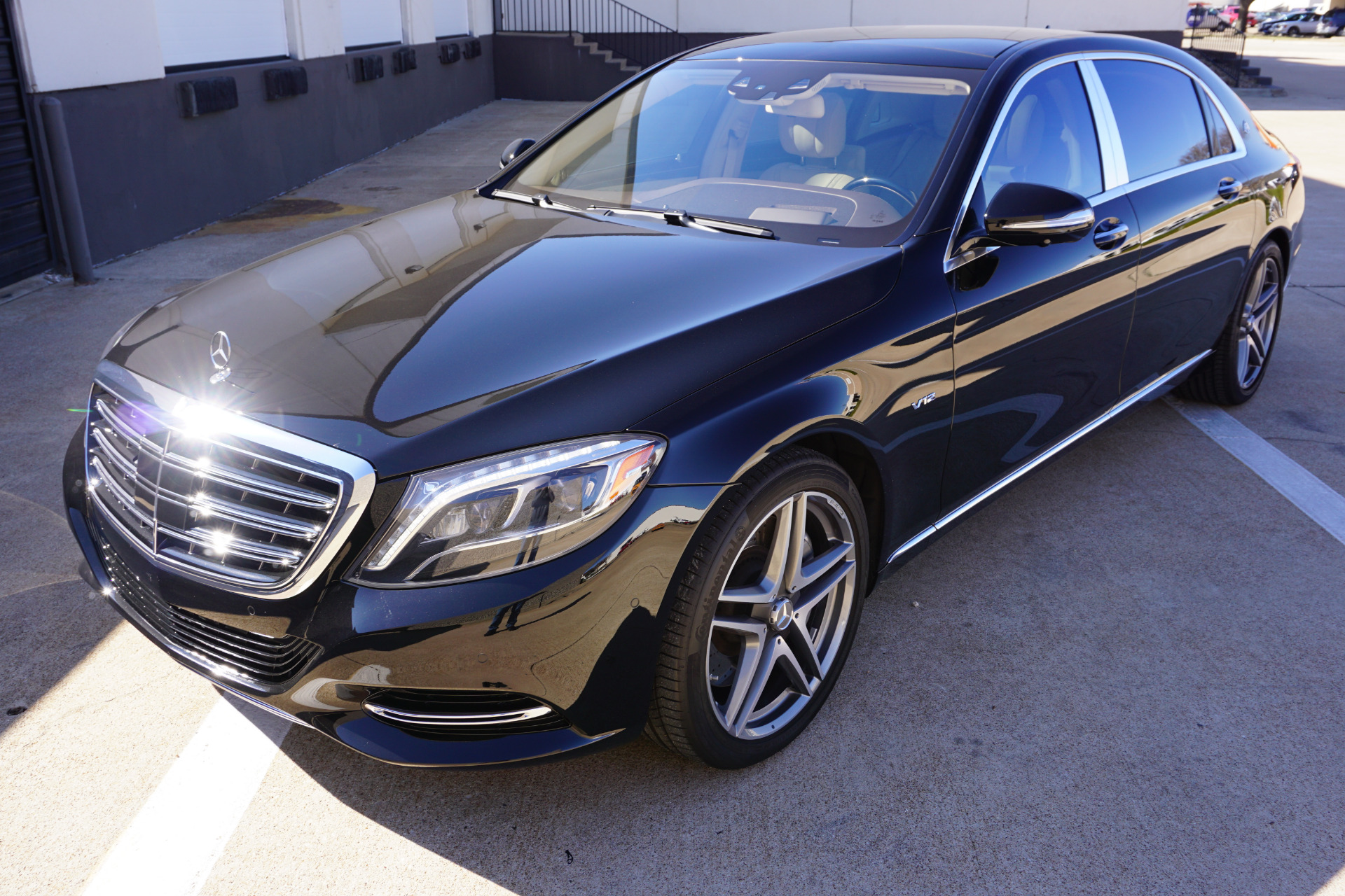 used 2016 mercedes benz s class mercedes maybach s 600 for. Black Bedroom Furniture Sets. Home Design Ideas