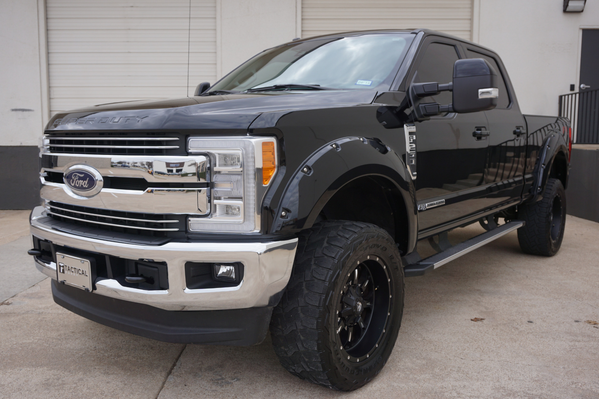 Used 2017 Ford F 250 Super Duty Lariat