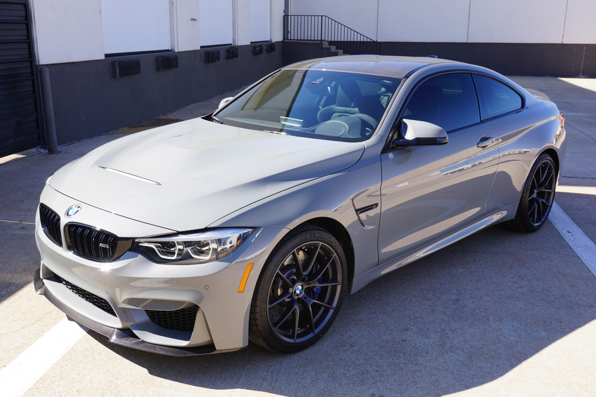 Used 2019 Bmw M4 Cs For Sale 90 900 Tactical Fleet