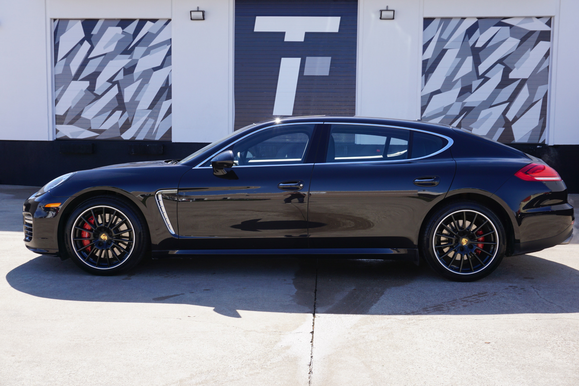 Used 2017 Porsche Panamera Turbo Executive