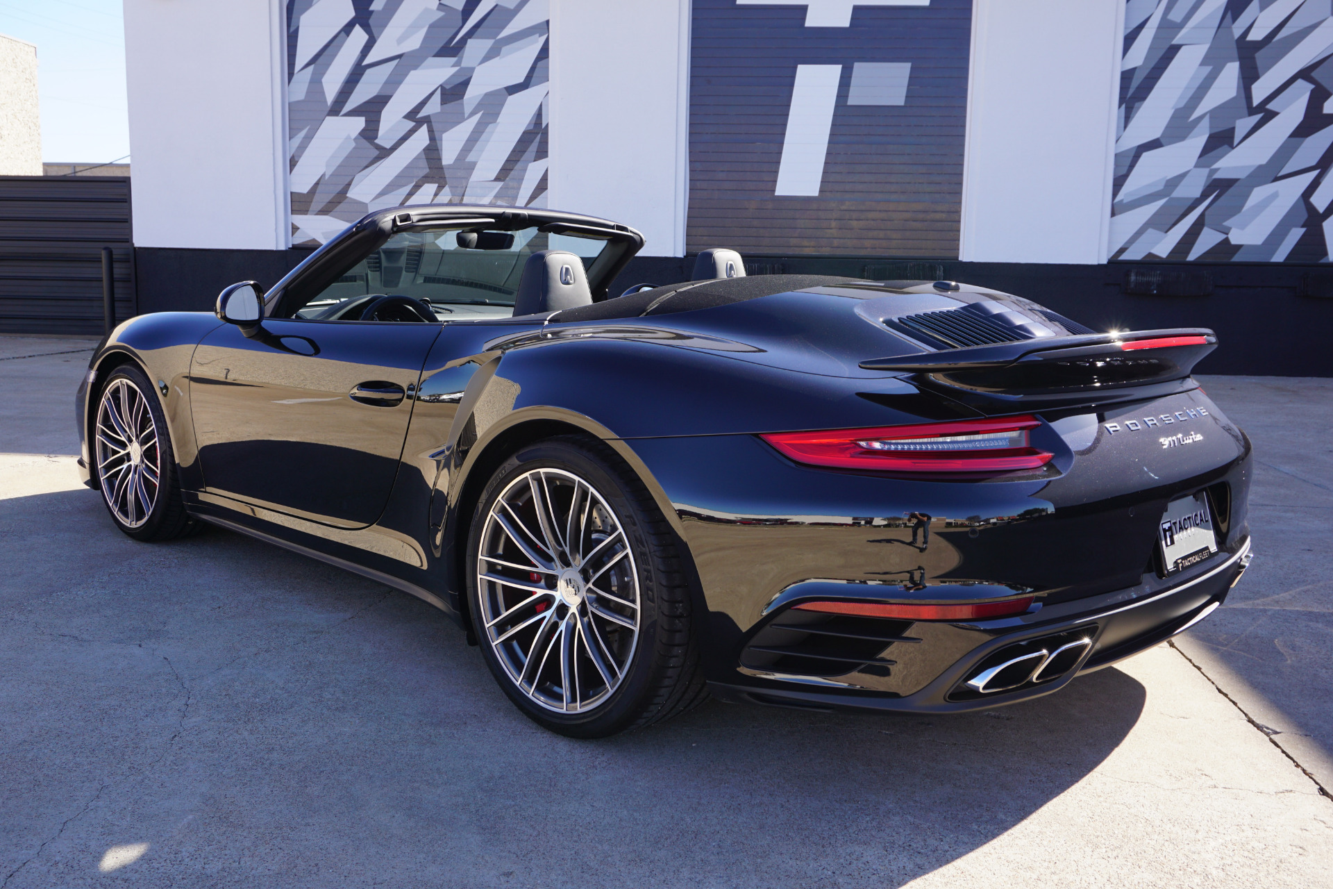Car Loan Calculator Kbb >> Used 2017 Porsche 911 Turbo For Sale ($153,900) | Tactical Fleet Stock #TF1137