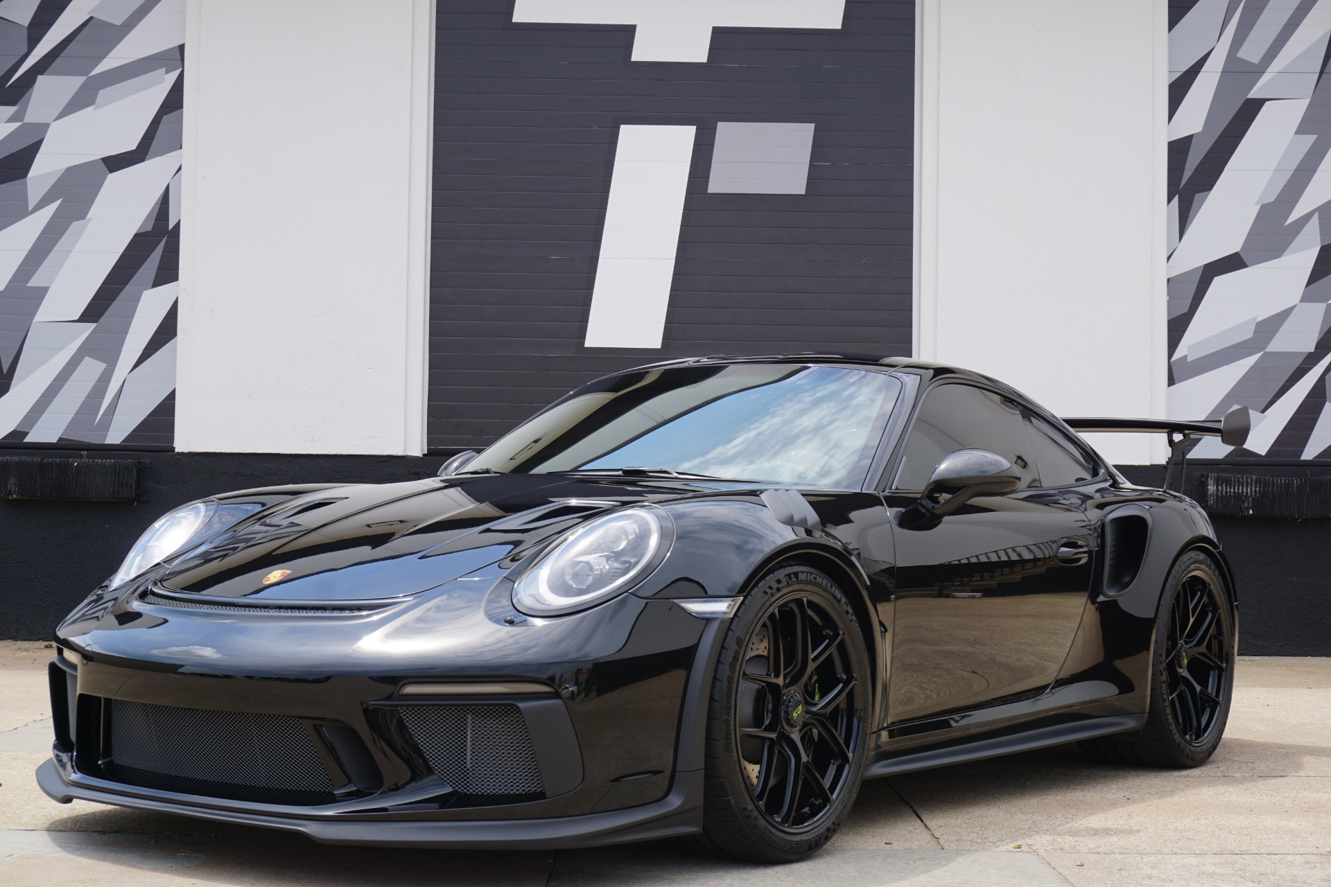 Used 2019 Porsche 911 Gt3 Rs For Sale 215900 Tactical