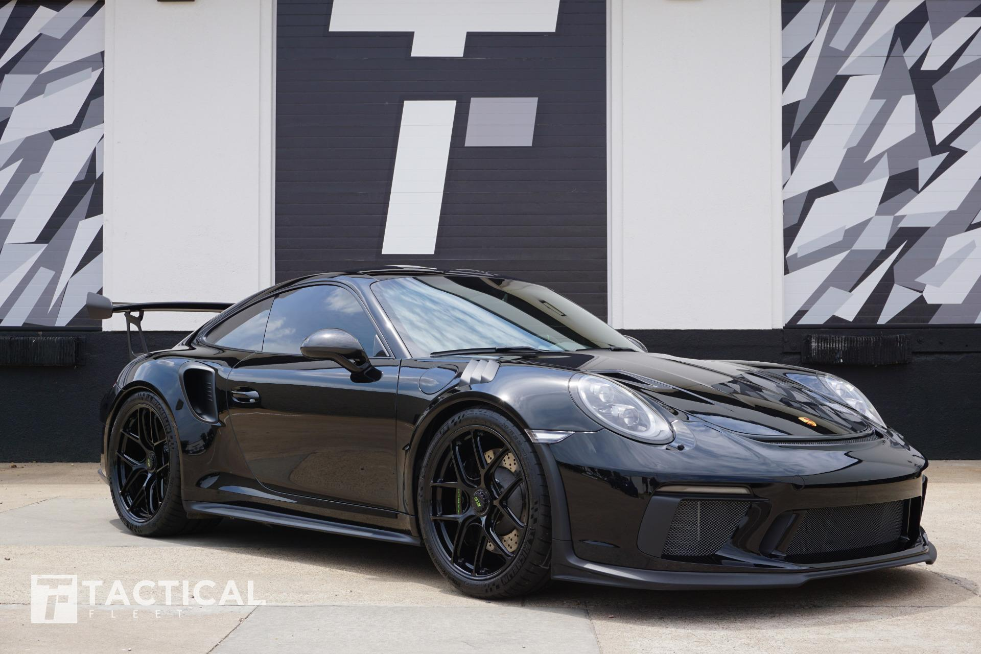 Used 2019 Porsche 911 Gt3 Rs For Sale 215 900 Tactical Fleet Stock Tf1364