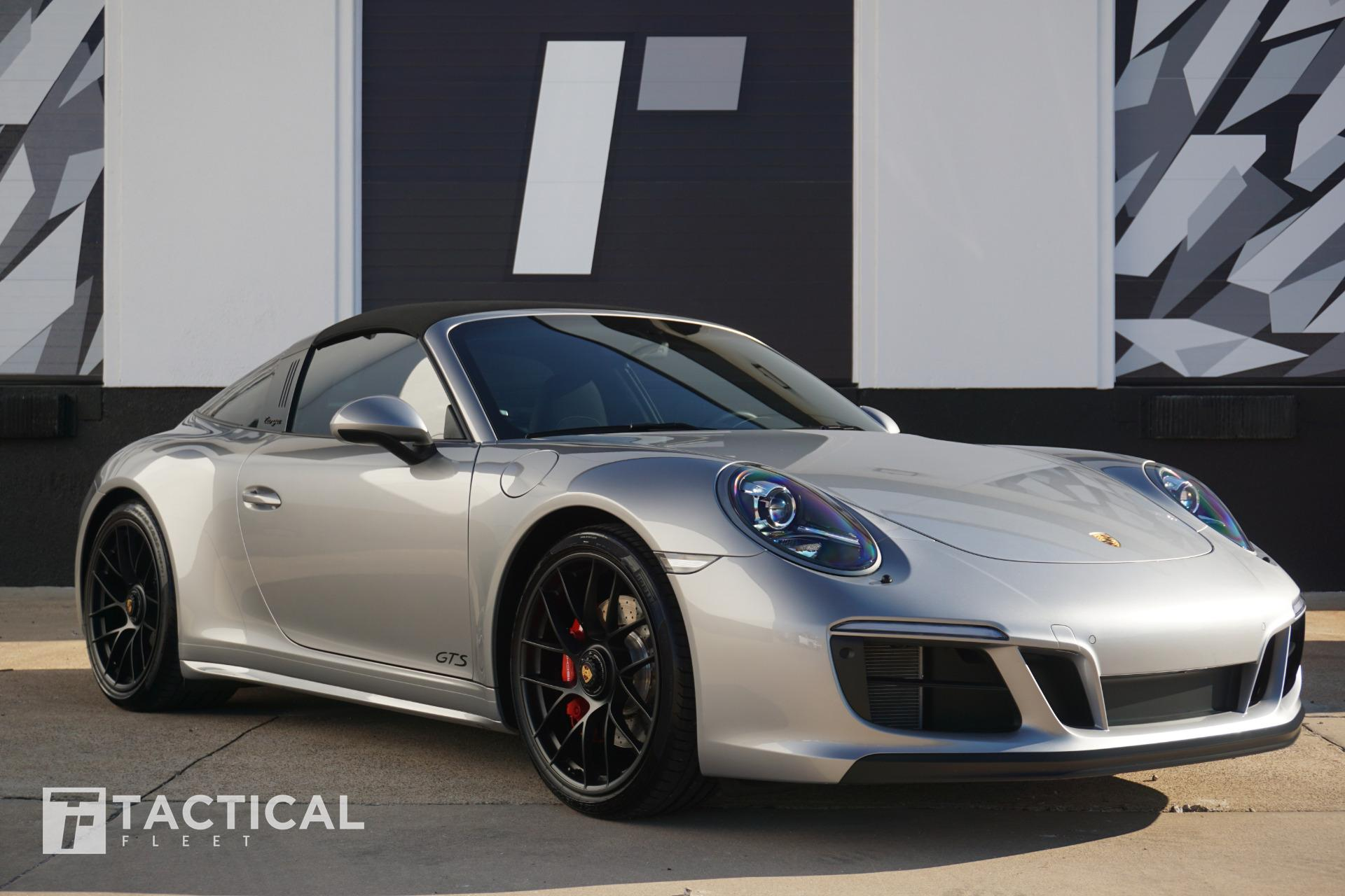 Used 2018 Porsche 911 Targa 4 Gts For Sale 149900
