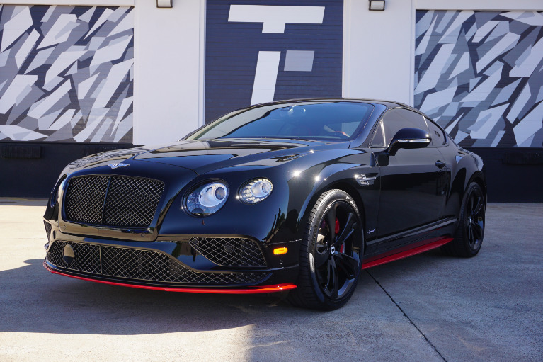 Used-2017-Bentley-Continental-GT-Speed-Black-Ed