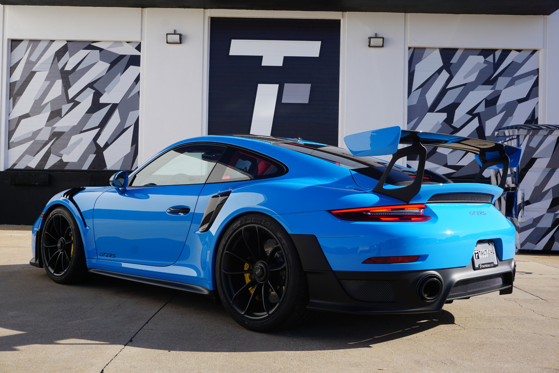 Used 2018 Porsche 911 Gt2 Rs For Sale 379 900 Tactical Fleet Stock Tf1237