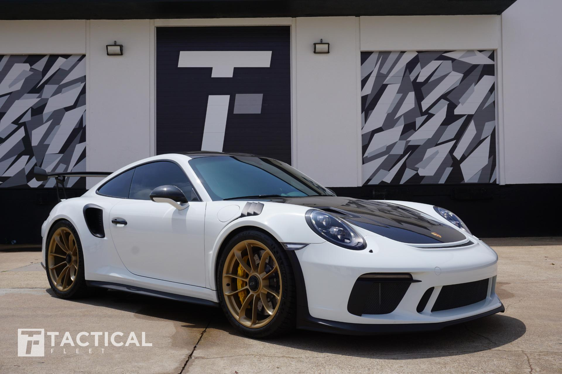 Used 2019 Porsche 911 Gt3 Rs For Sale 235 900 Tactical Fleet Stock Tf1490
