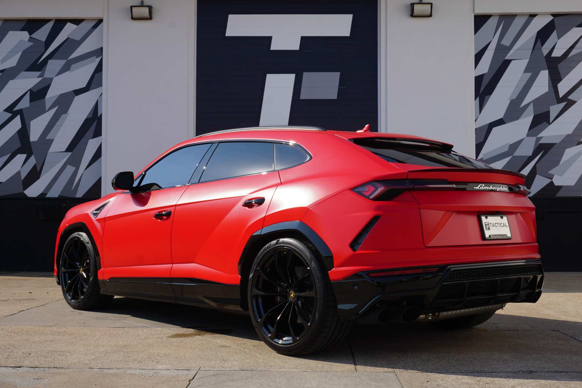 Used 2019 Lamborghini Urus For Sale 254 900 Tactical