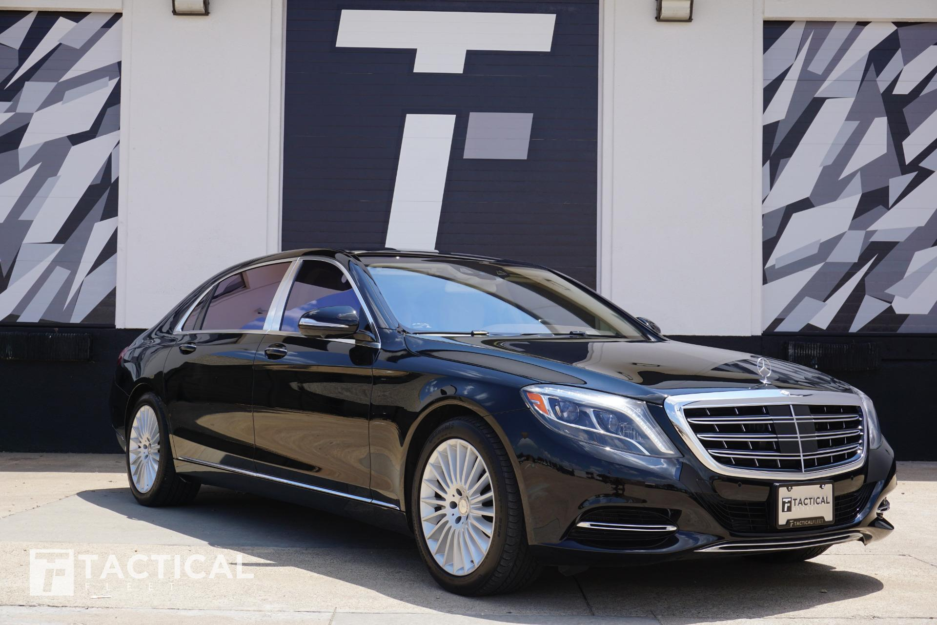 Used 2016 Mercedes-Benz S600 Maybach For Sale (Special Pricing) | Tactical Fleet Stock #TF1290