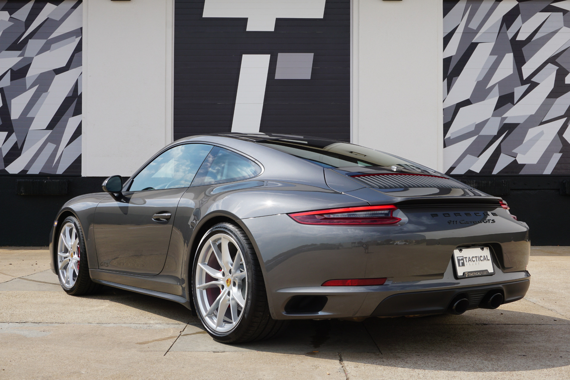 911 Carrera Gts >> Used 2019 Porsche 911 Carrera Gts For Sale 131 900