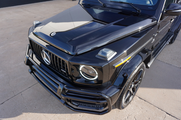 Used 2020 Mercedes-Benz G-Class AMG G 63 For Sale ($204,900) | Tactical Fleet Stock #TF1443