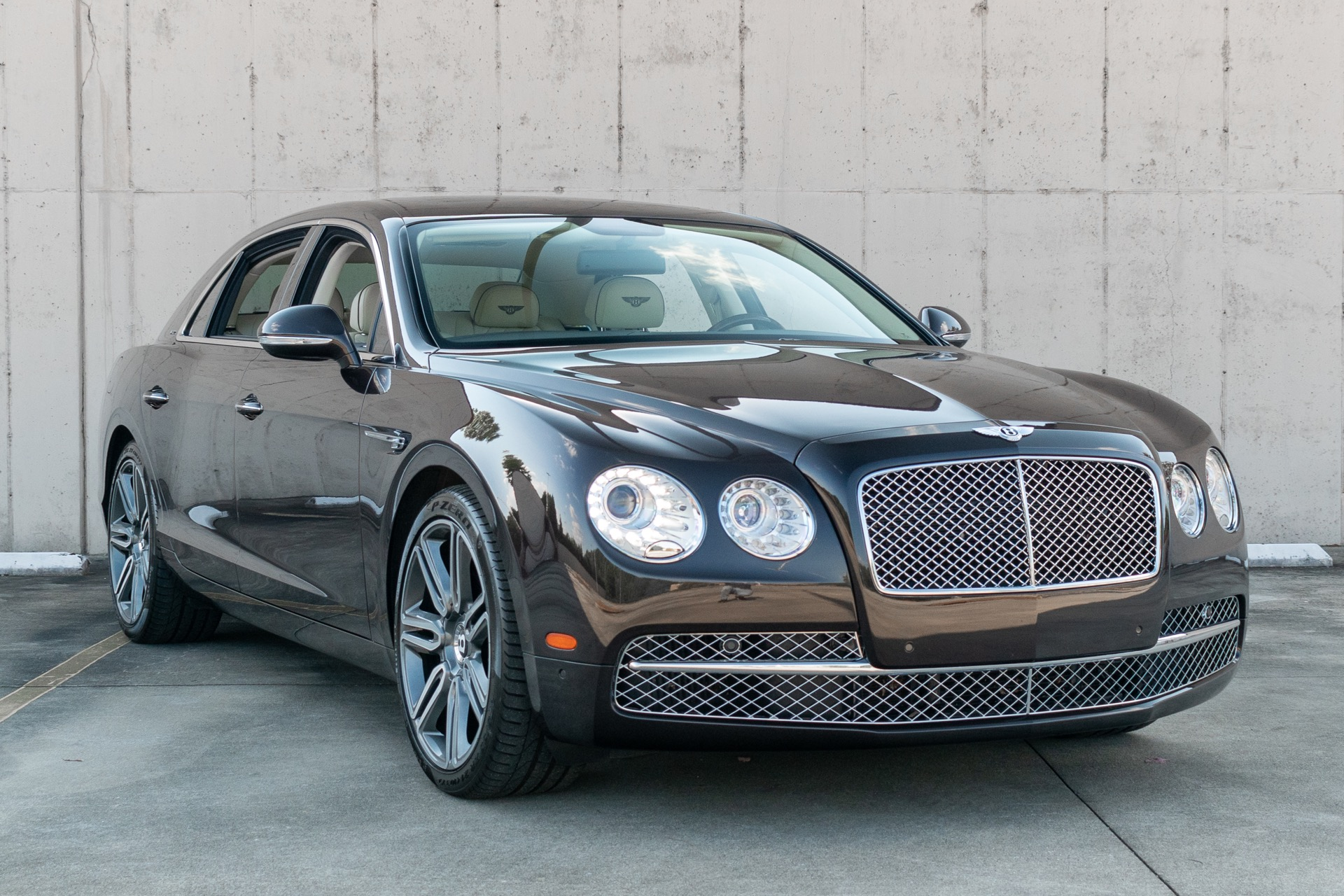 Used 2017 Bentley Flying Spur W12 | Addison, TX