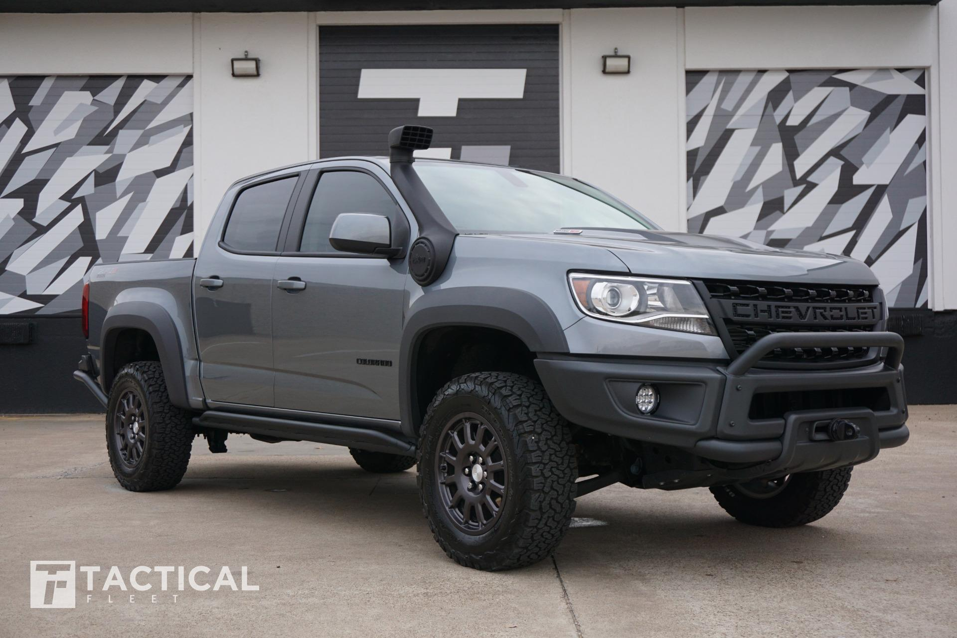 used 2020 chevrolet colorado zr2 for sale 54 900 tactical fleet stock tf1521 used 2020 chevrolet colorado zr2 for