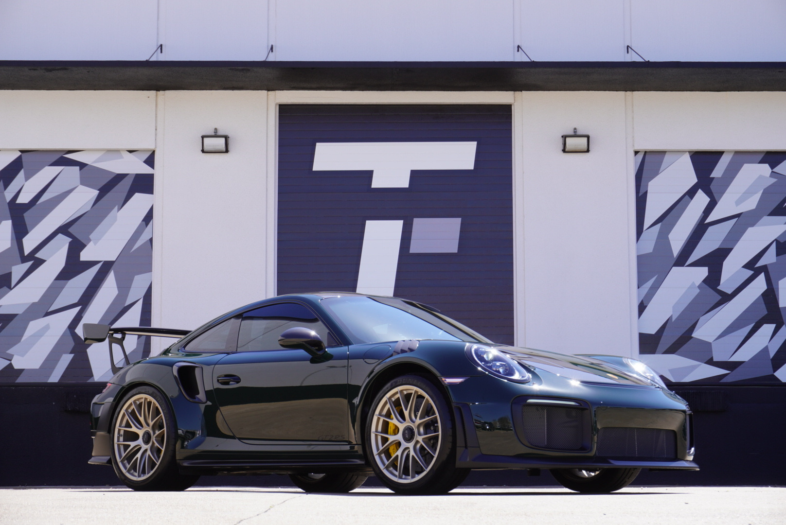 Used 2019 Porsche 911 Gt2 Rs For Sale 439 900 Tactical Fleet Stock Tf1522