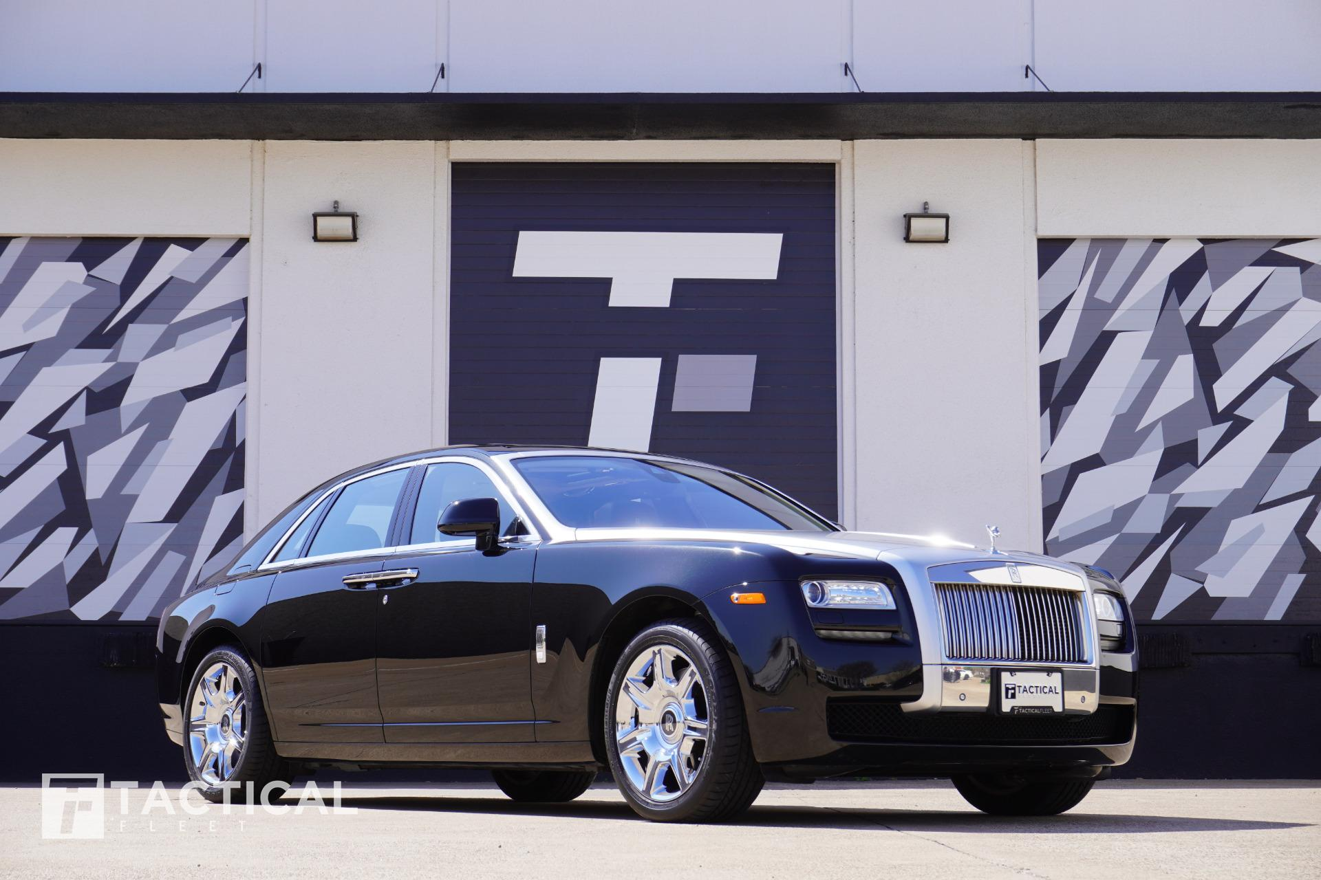 Used 2013 Rolls-Royce Ghost  | Addison, TX