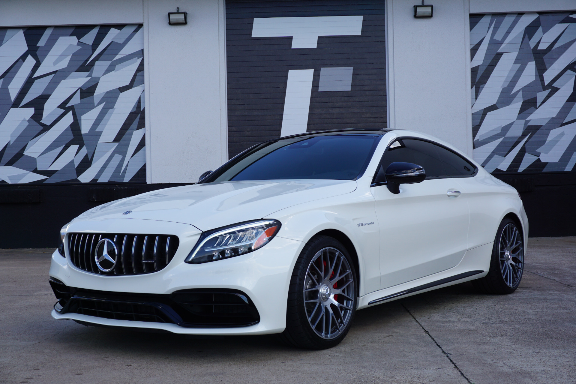 Used 2020 Mercedes-Benz C-Class AMG C 63 S For Sale ...