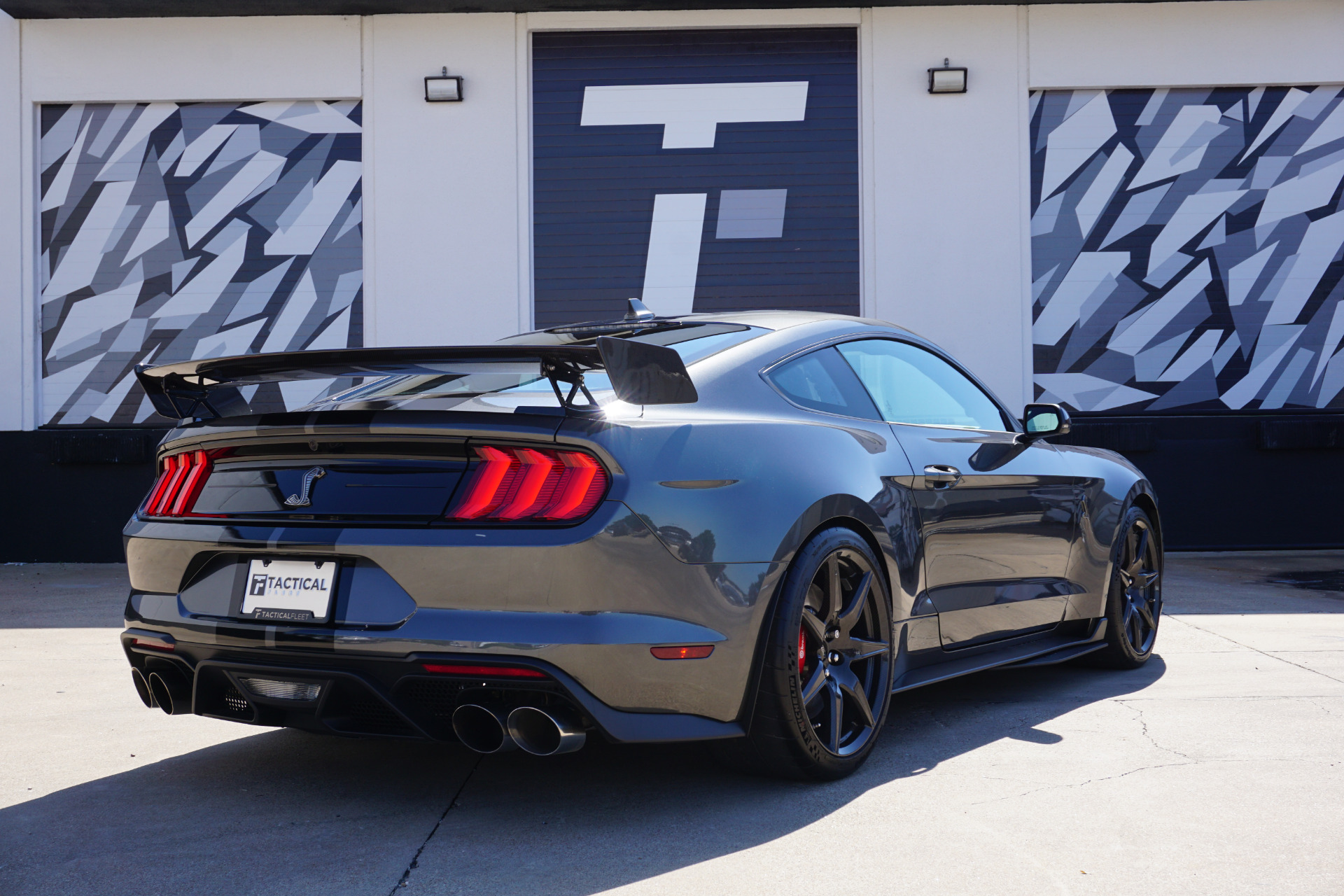 Used 2020 Ford Mustang Shelby GT500 Carbon Track Package ...