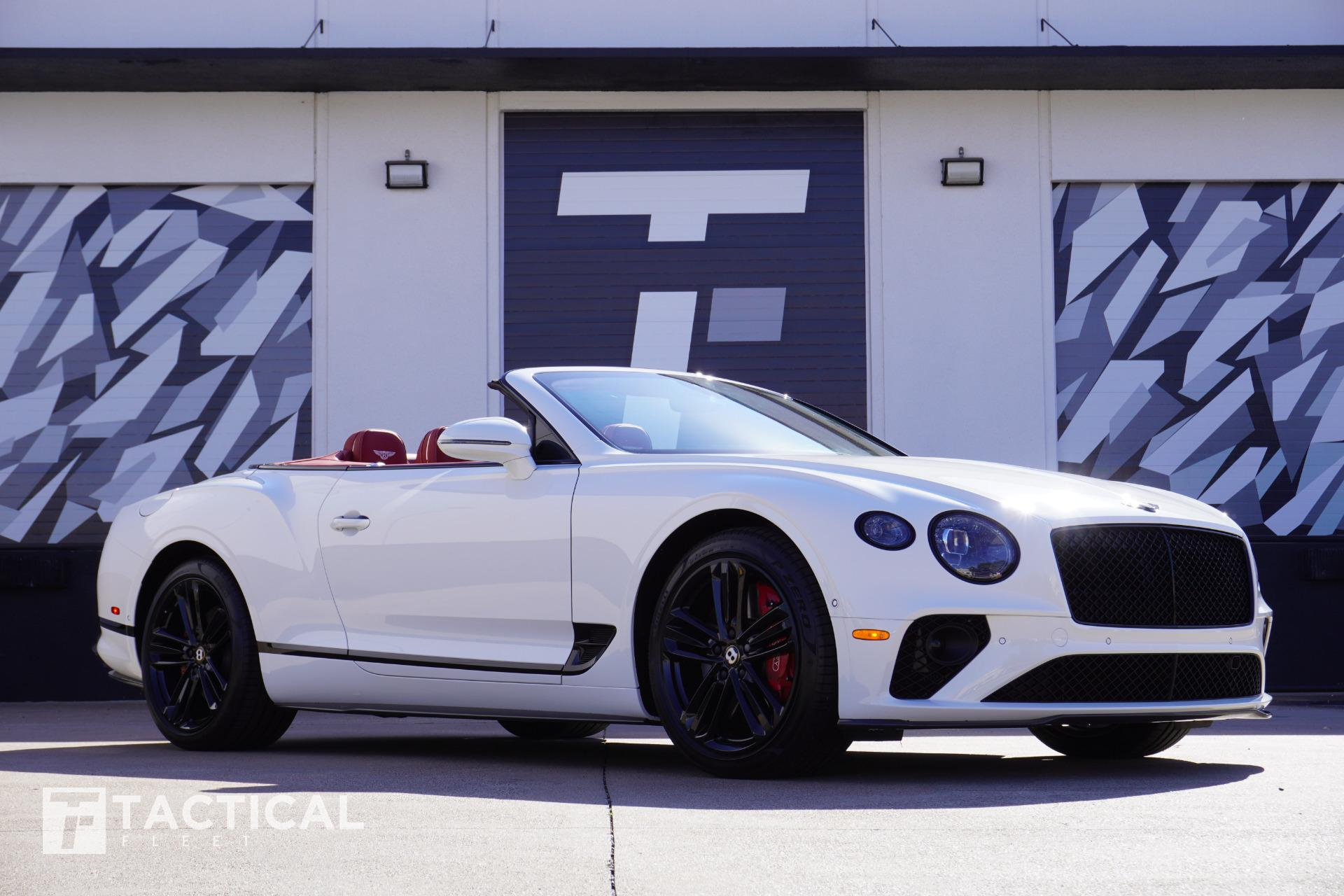 Used 2020 Bentley Continental GT V8 | Addison, TX