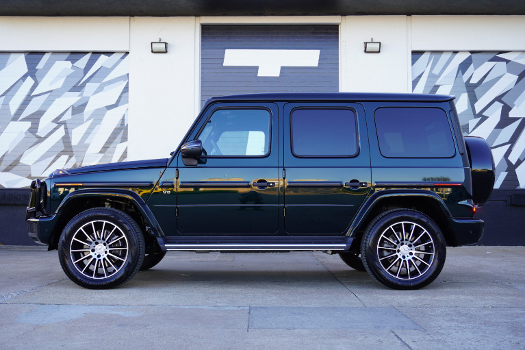 Used 2021 Mercedes-Benz G-Class G 550 For Sale ($169,900)   Tactical Fleet Stock #PMX367910