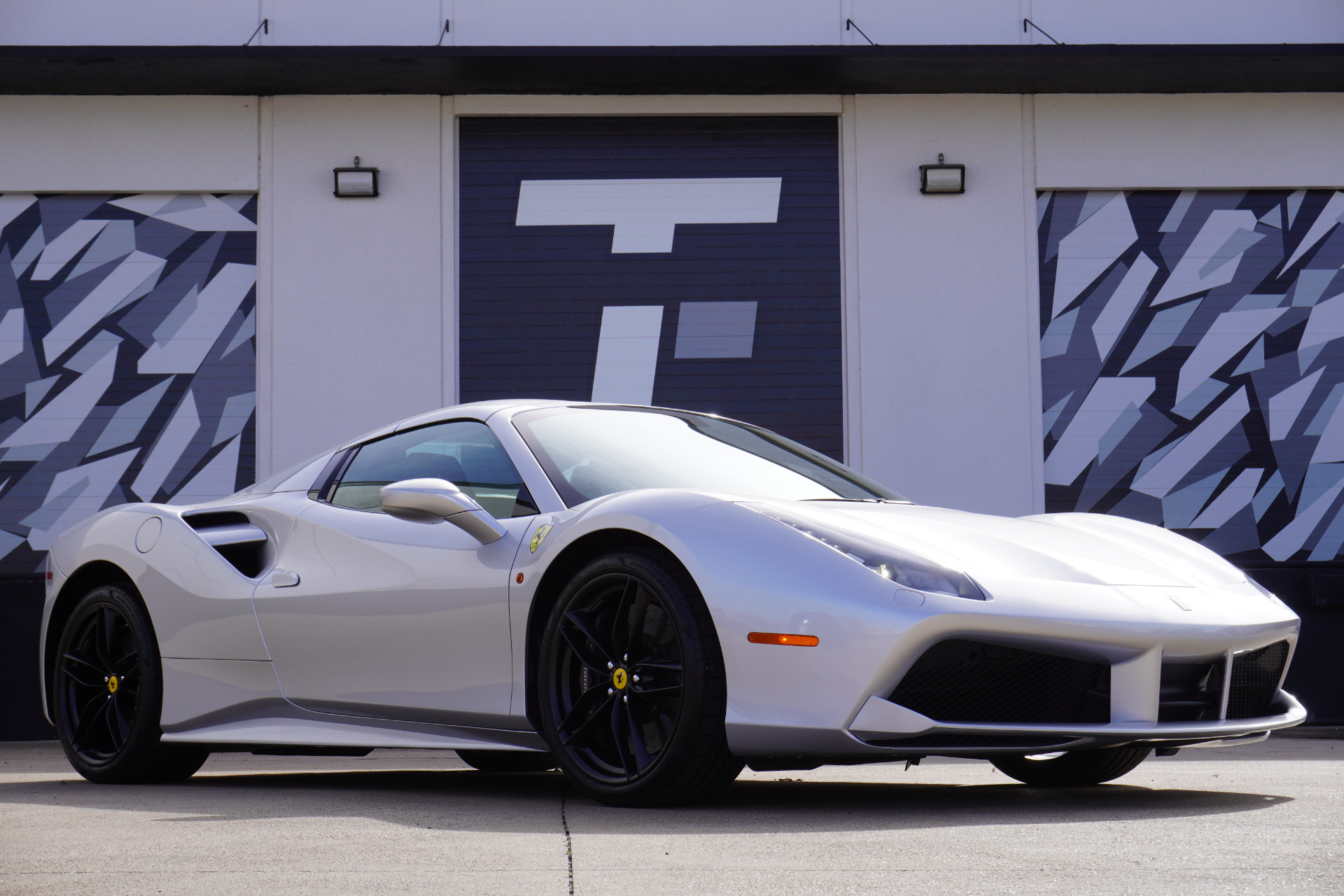 Used 2018 Ferrari 488 Spider  | Addison, TX