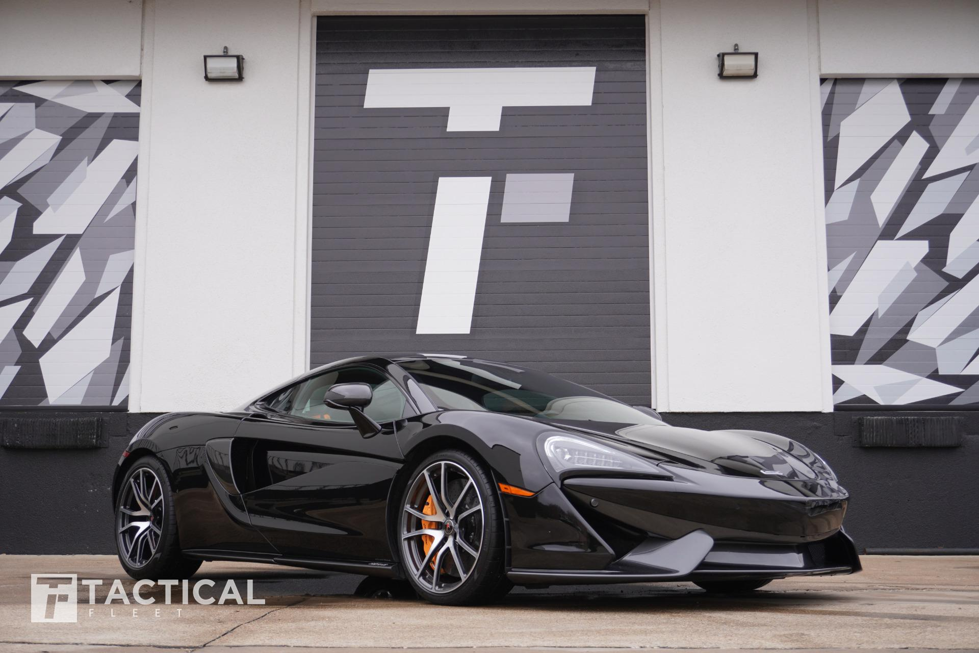 Used 2018 McLaren 570GT  | Addison, TX
