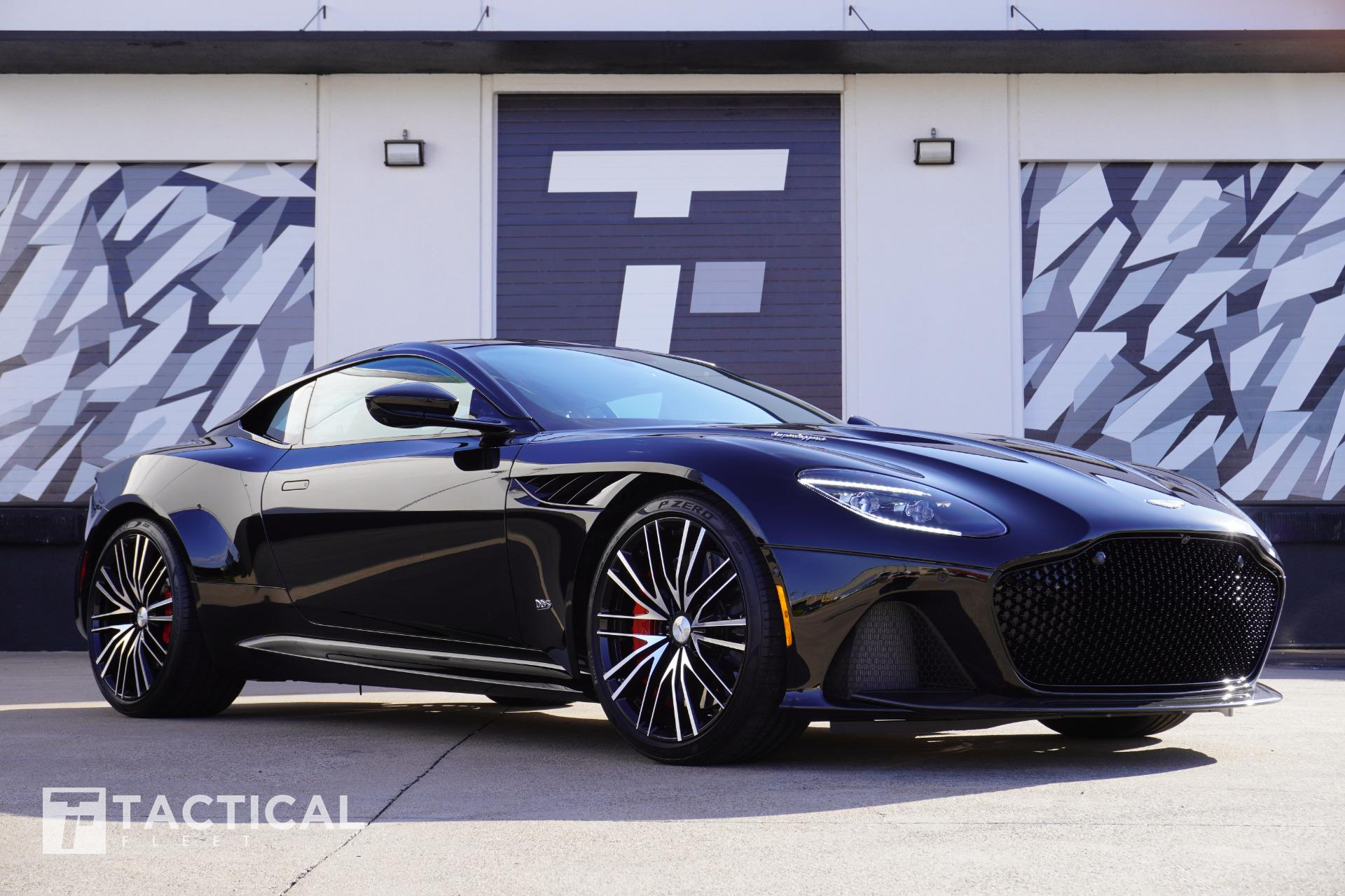 Used 2020 Aston Martin DBS Superleggera | Addison, TX