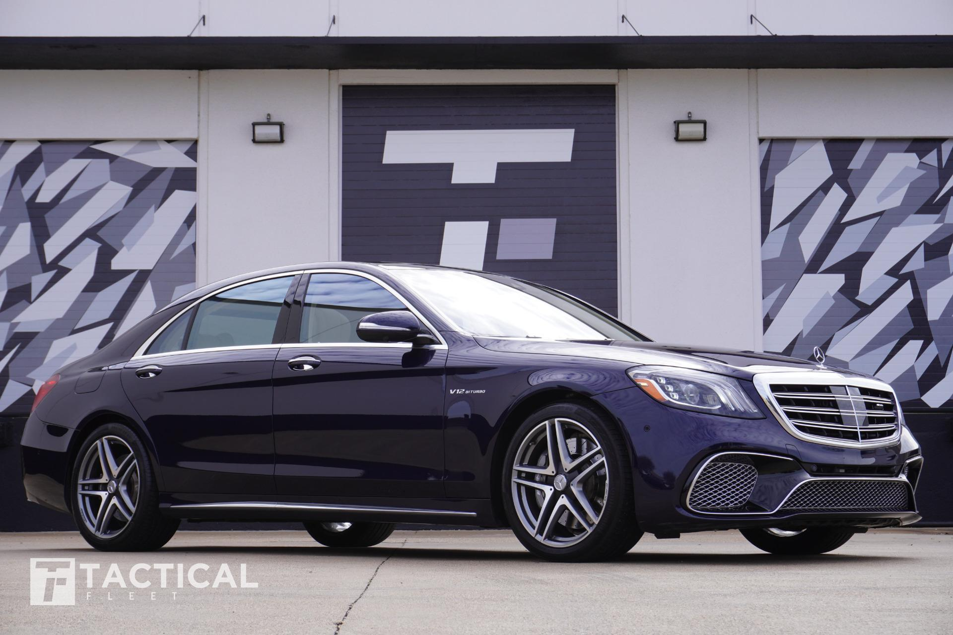 Used 2018 Mercedes-Benz S-Class AMG S 65 | Addison, TX