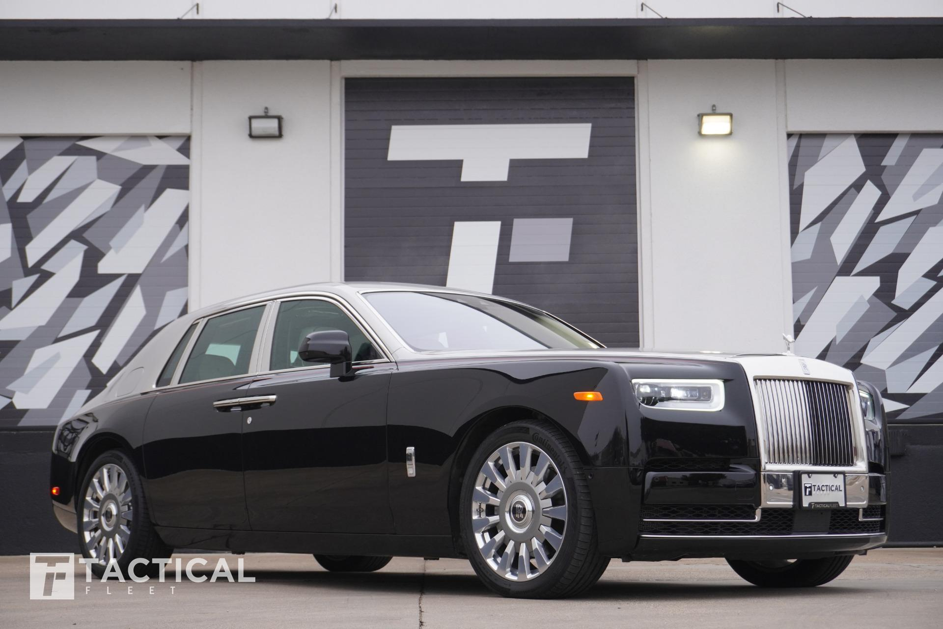 Used 2018 Rolls-Royce Phantom  | Addison, TX