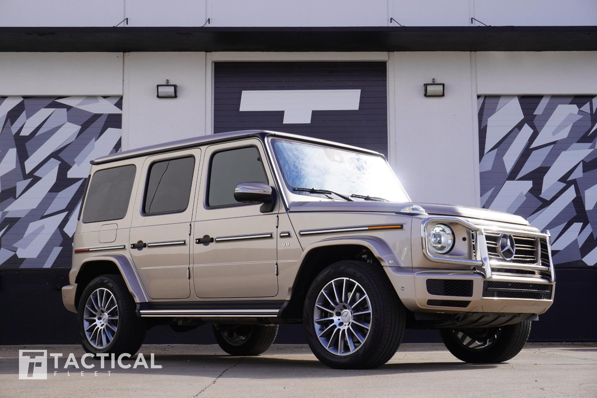 Used 2020 Mercedes-Benz G-Class G 550 | Addison, TX