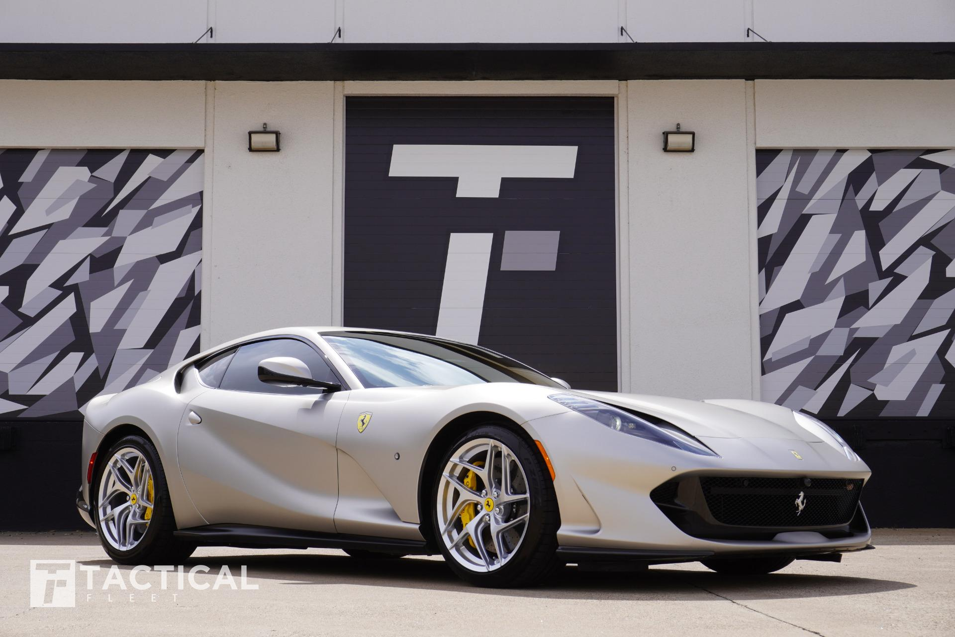 Used 2019 Ferrari 812 Superfast  | Addison, TX