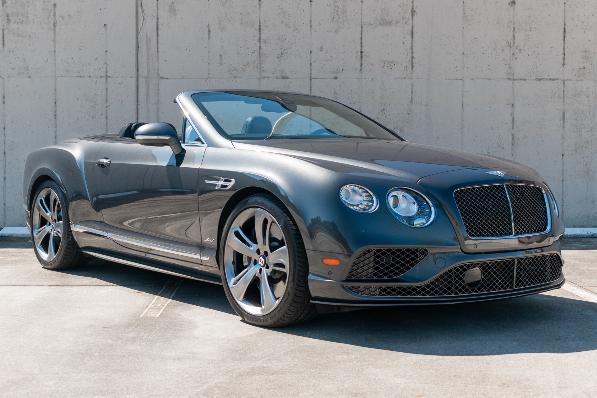 Used 2016 Bentley Continental GT Speed | Addison, TX