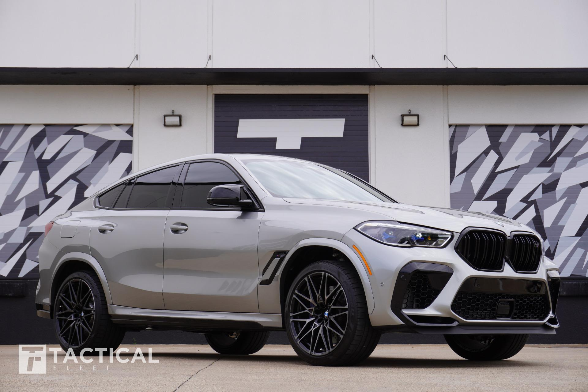 Used 2020 BMW X6 M Competition | Addison, TX