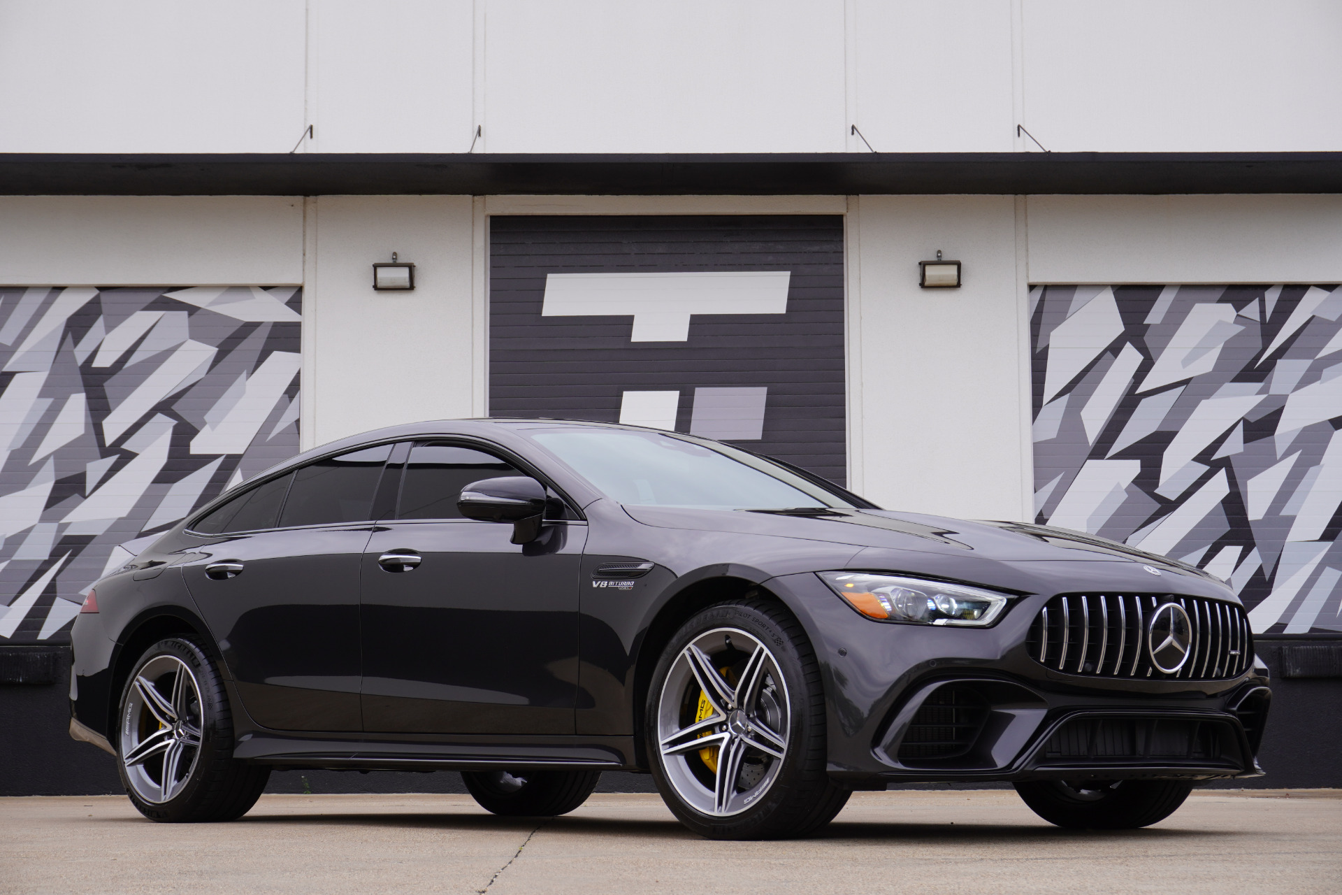 Used 2019 Mercedes-Benz AMG GT 63 S | Addison, TX