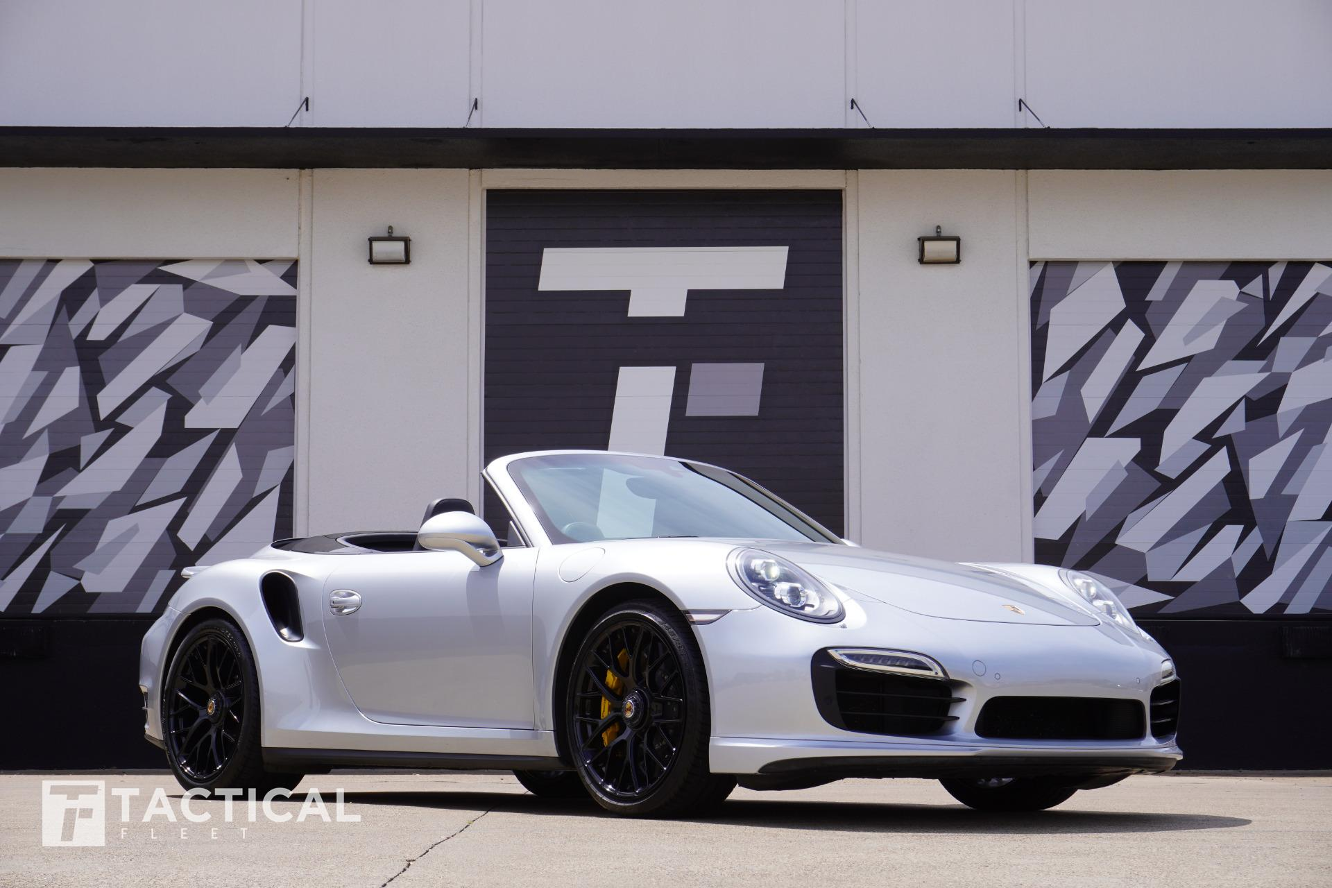 Used 2015 Porsche 911 Turbo S | Addison, TX
