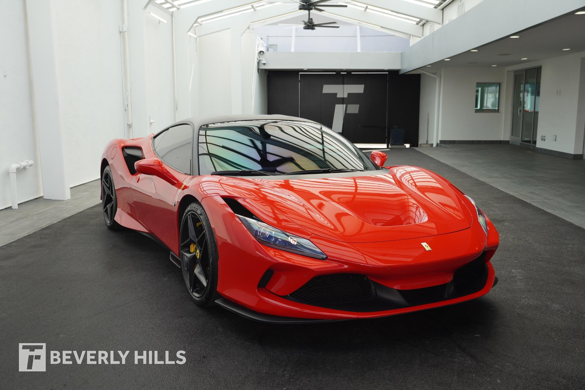 Used 2020 Ferrari F8 Tributo  | Addison, TX