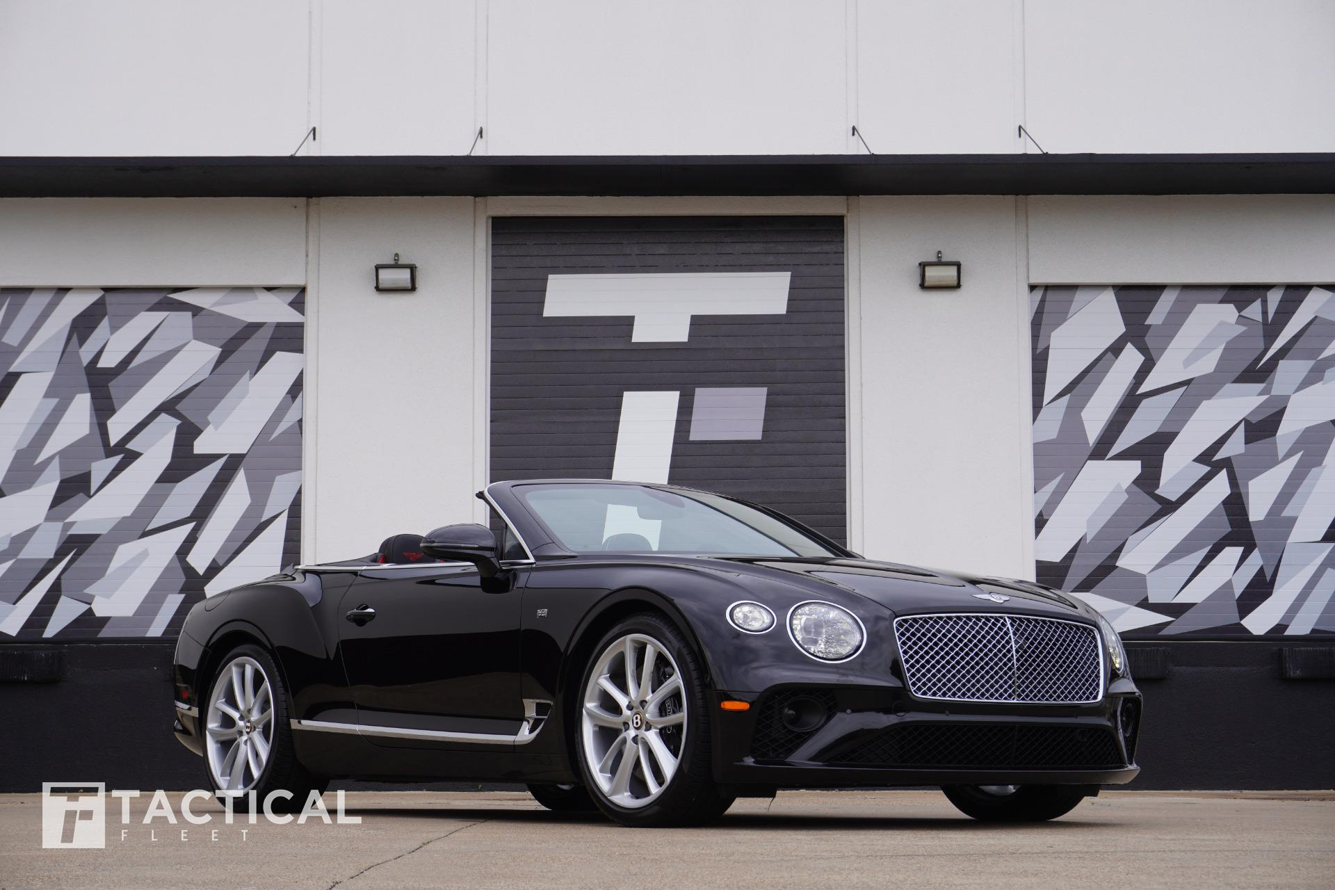 Used 2020 Bentley Continental GTC V8 | Addison, TX