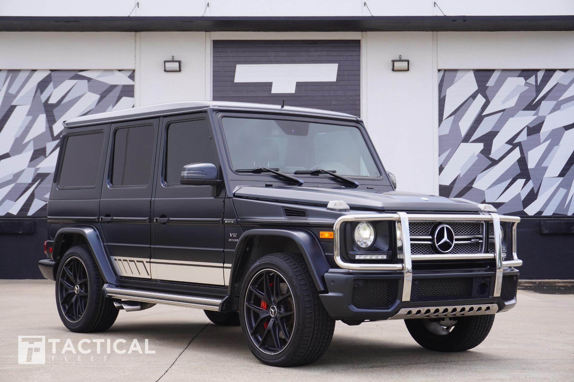 Used 2016 Mercedes-Benz G-Class AMG G 65   Addison, TX