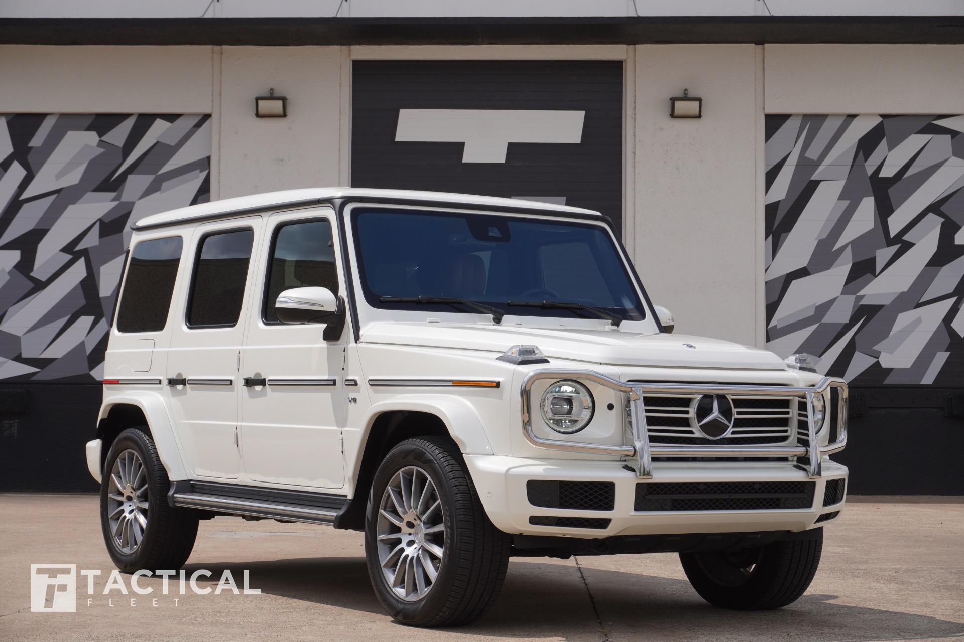 Used 2019 Mercedes-Benz G-Class G 550   Addison, TX